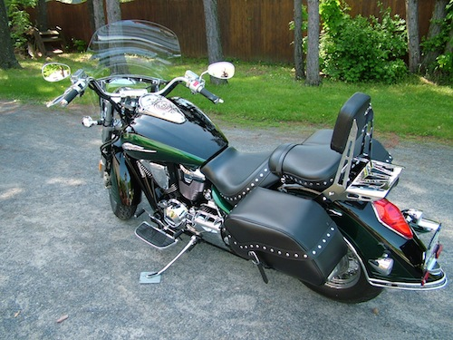 Honda 1800 VTXs Cruiser
