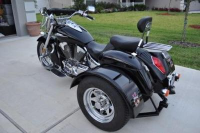 2006 Honda VTX 1300S with Trike Kit