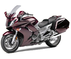 Yamaha FJR 1300 - a great sport touring motorcycle choice