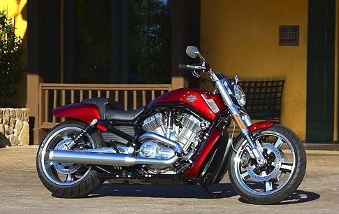 2009 Harley V-Rod