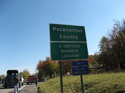 West Virginia - Pocahontas County