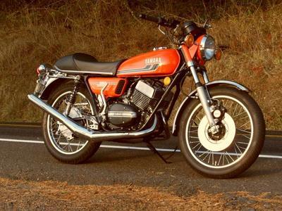 '75 RD350B