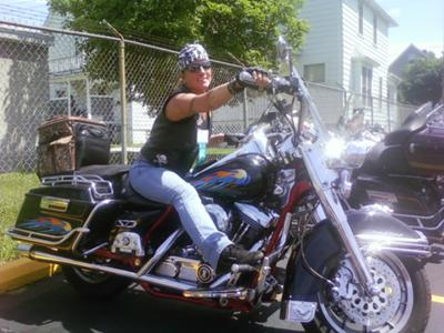 Born to Ride...