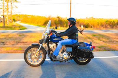 Riding in North Carolina