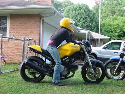 My Ducati