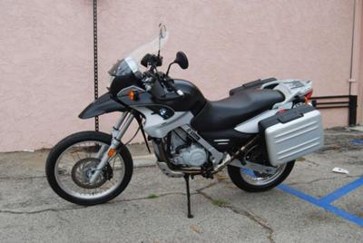 2005 Bmw F650gs For A Short Rider