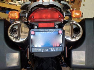 A Little RDH/Motorcycle Chick Humor