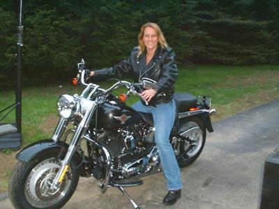 2005 Harley Davidson Fatboy