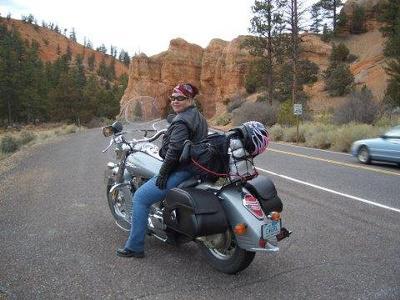 Near Bryce Canyon in Utah, 3600 Mile Trip