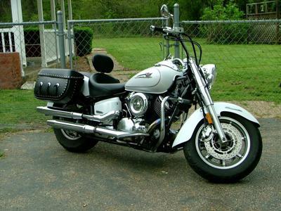 2005 Yamaha V Star 1100