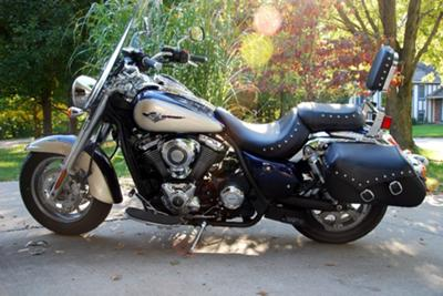 2009 Kawasaki Vulcan 1700 Classic LT