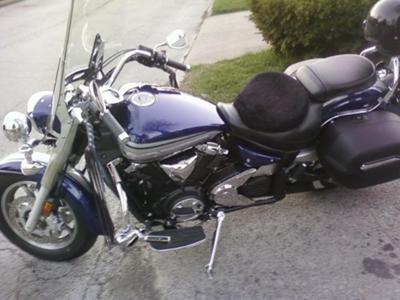 2009 Yamaha 1300 V-Star