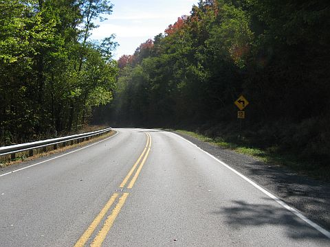 Great Motorcycle Road