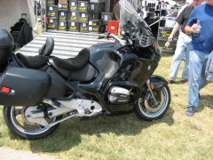 BMW RT Sport Touring Bike