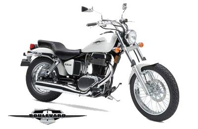 Yamaha Boulevard motorcycle
