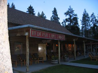 Red Fish Lodge, near Salmon, Idaho