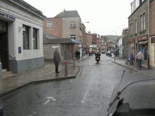 Raining in England - again.
