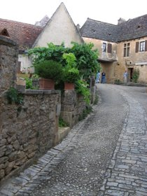 A Great Road Somewhere in France