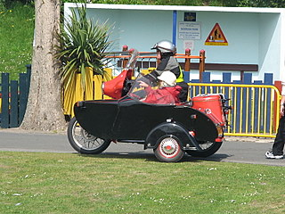 Her-Motorcycle - An alternative to riding pillion - a sidecar