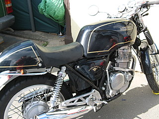 Tourist Trophy Special Edition Motorcycle