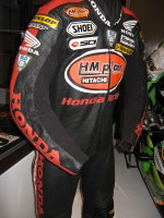 Another real set of racing leathers