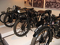 More TT motorcycles