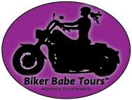 Biker Babe Tours Logo