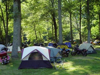 Blueridge Motorcycle Camp