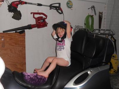 Lady Rider Kayleigh