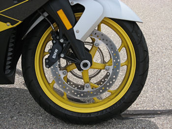 BMW Motorcycle Tire