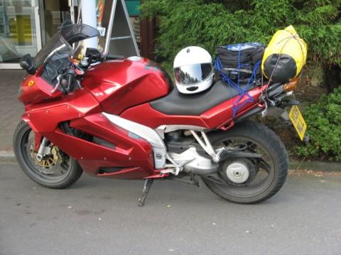 Aprillia Motorcycle