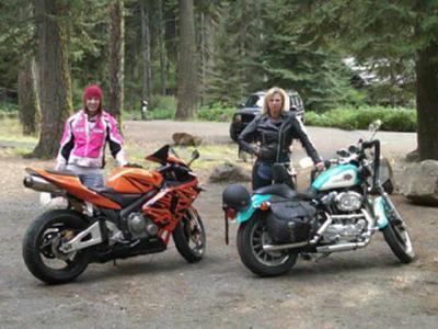 Girls's Day Ride