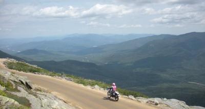 Mt Washington Auto Road