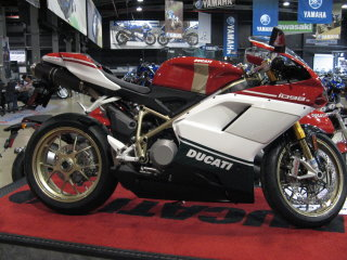 Really special edition Ducati