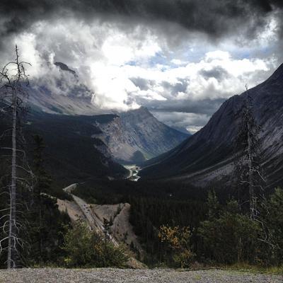 Icefields Pkwy, Jasper