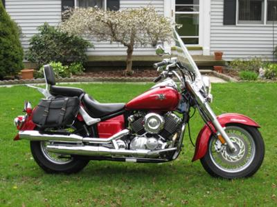 2006 Yamaha V-Star 650 Classic