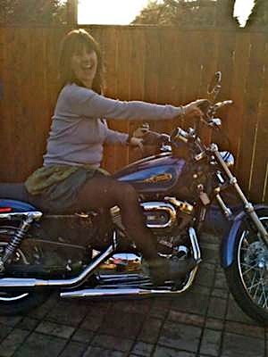Me and My Harley 1200