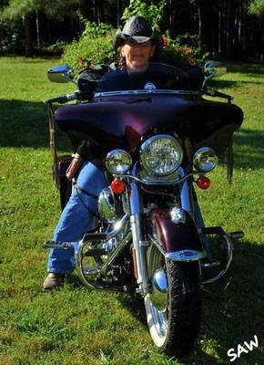 I love my Harley!