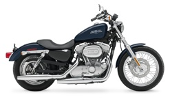 Harley Sporster 883 Low