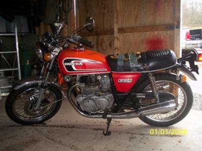 1975 Honda 360T