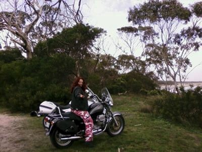 Riding in Beautiful Gippsland