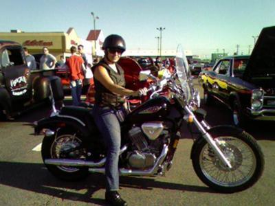 1996 Honda Shadow 600