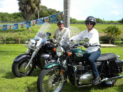 Mike & Lynn Aug. 2009