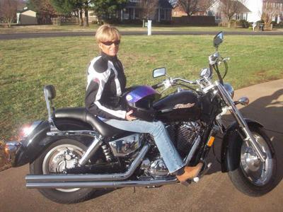 My '05 Honda Shadow Sabre
