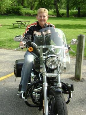 2008 Harley Davidson 1200 Low Sportster