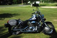 2001 Honda Shadow Ace Deluxe