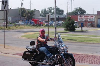 Cruisin' On My Road King