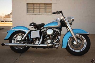 1975 Harley Electra Glide