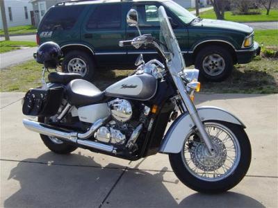 My Baby - 2006 Honda Aero