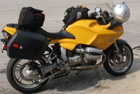 My Ride - A 2000 BMW R1100 S